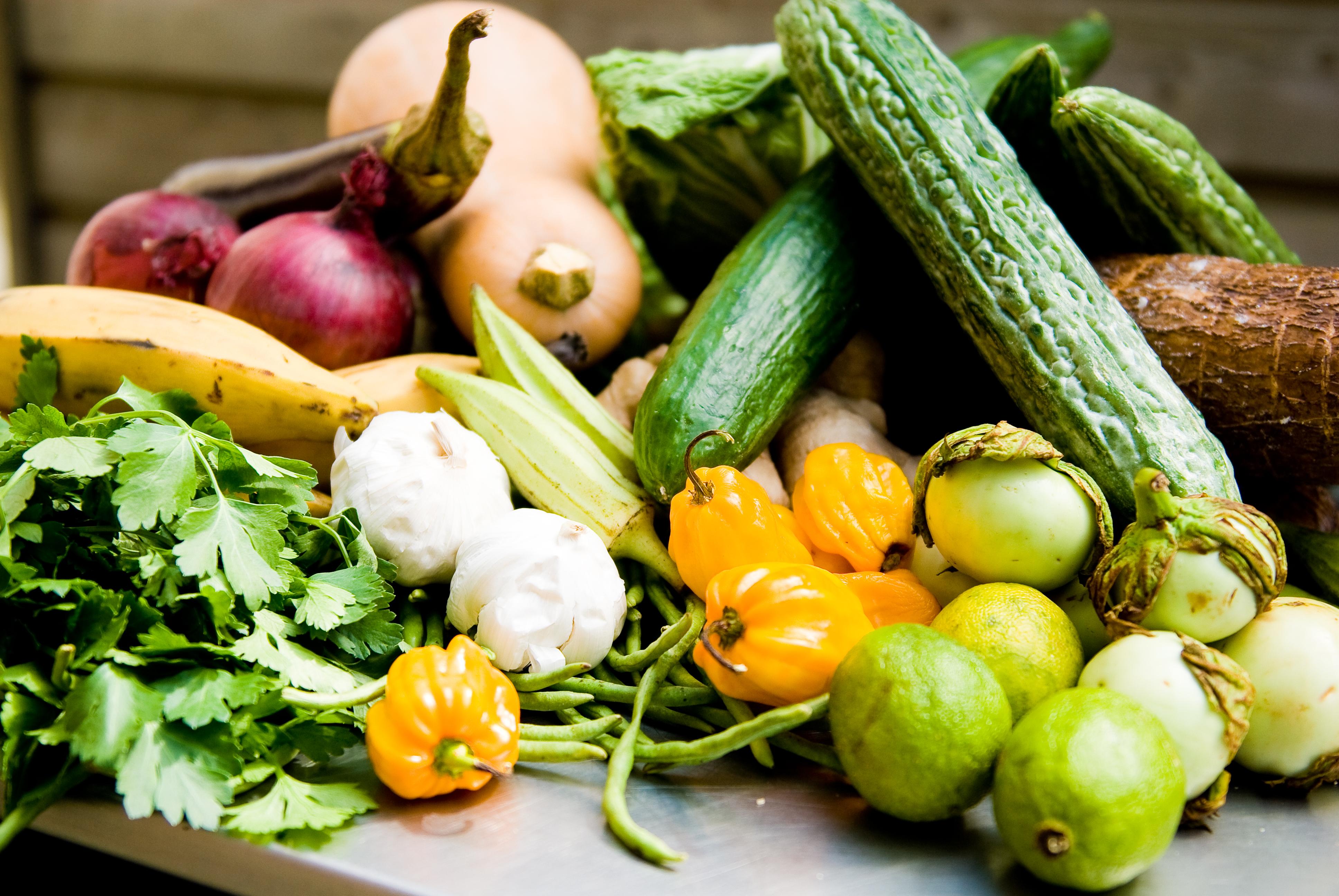 Surinaamse producten voor uw recepten