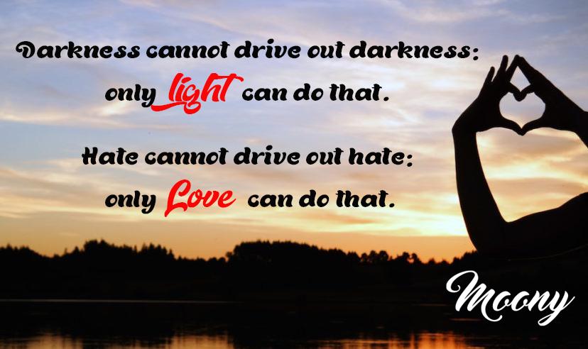 Quotatie Darkness Times