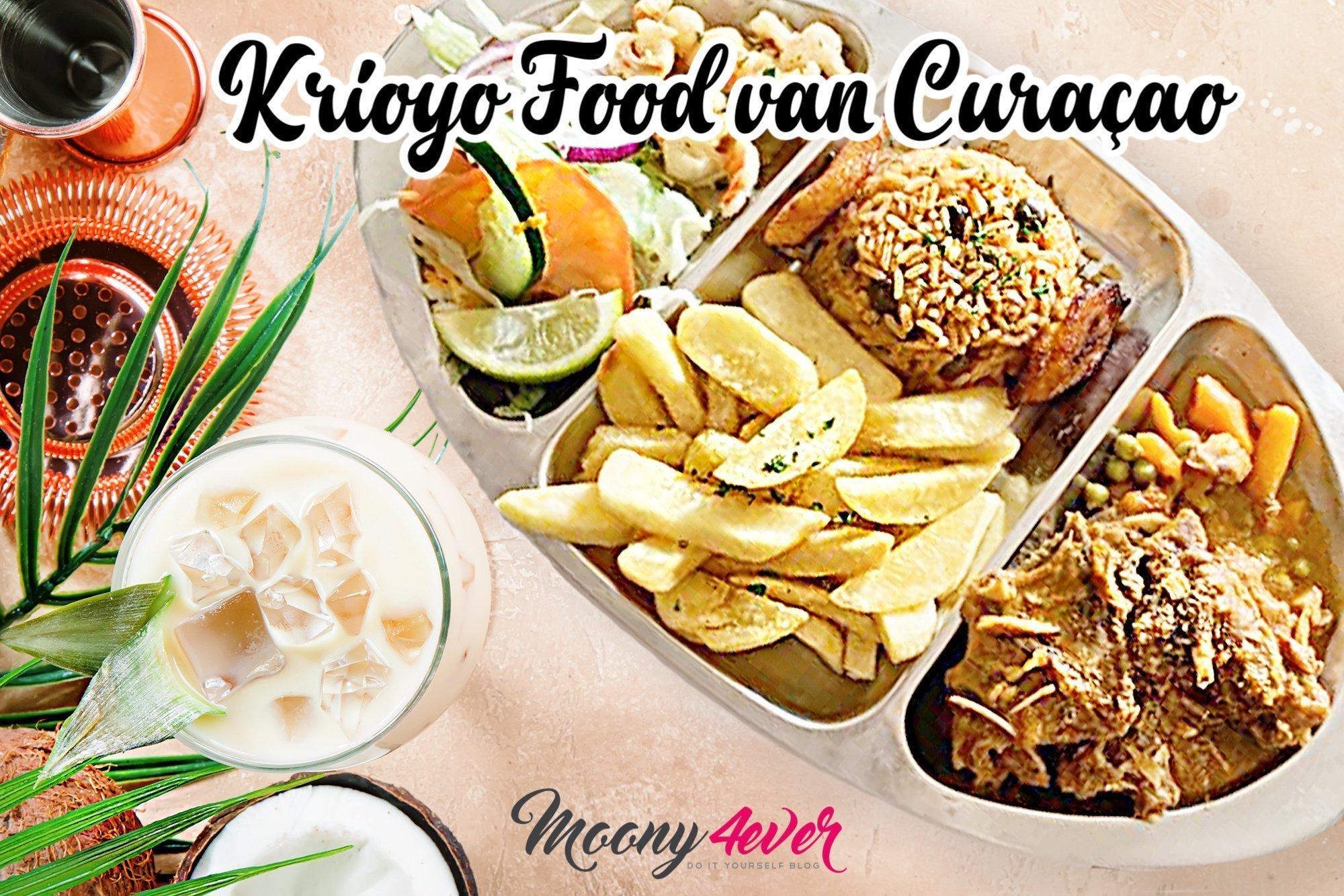 Kriyoro Food van Curacao