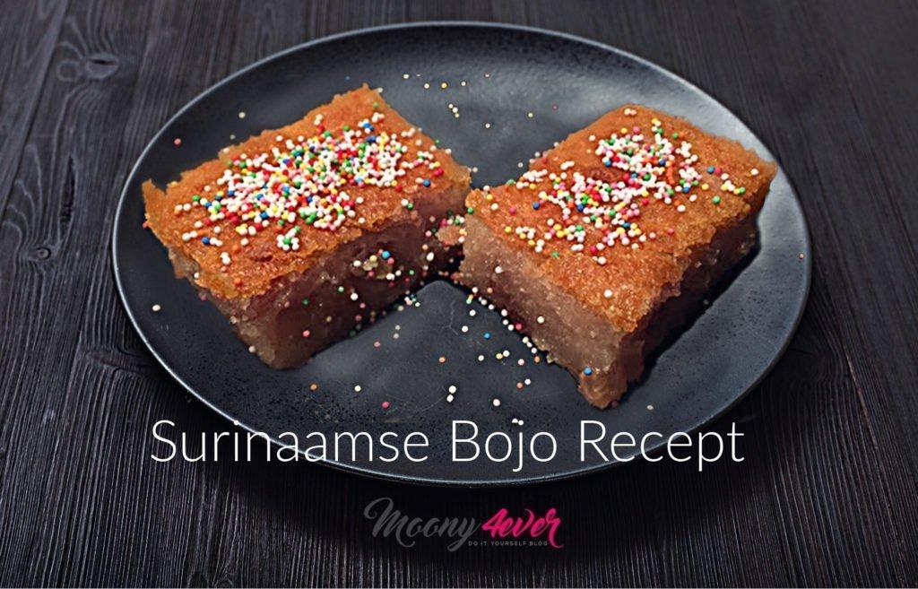 Surinaamse Bojo Recept